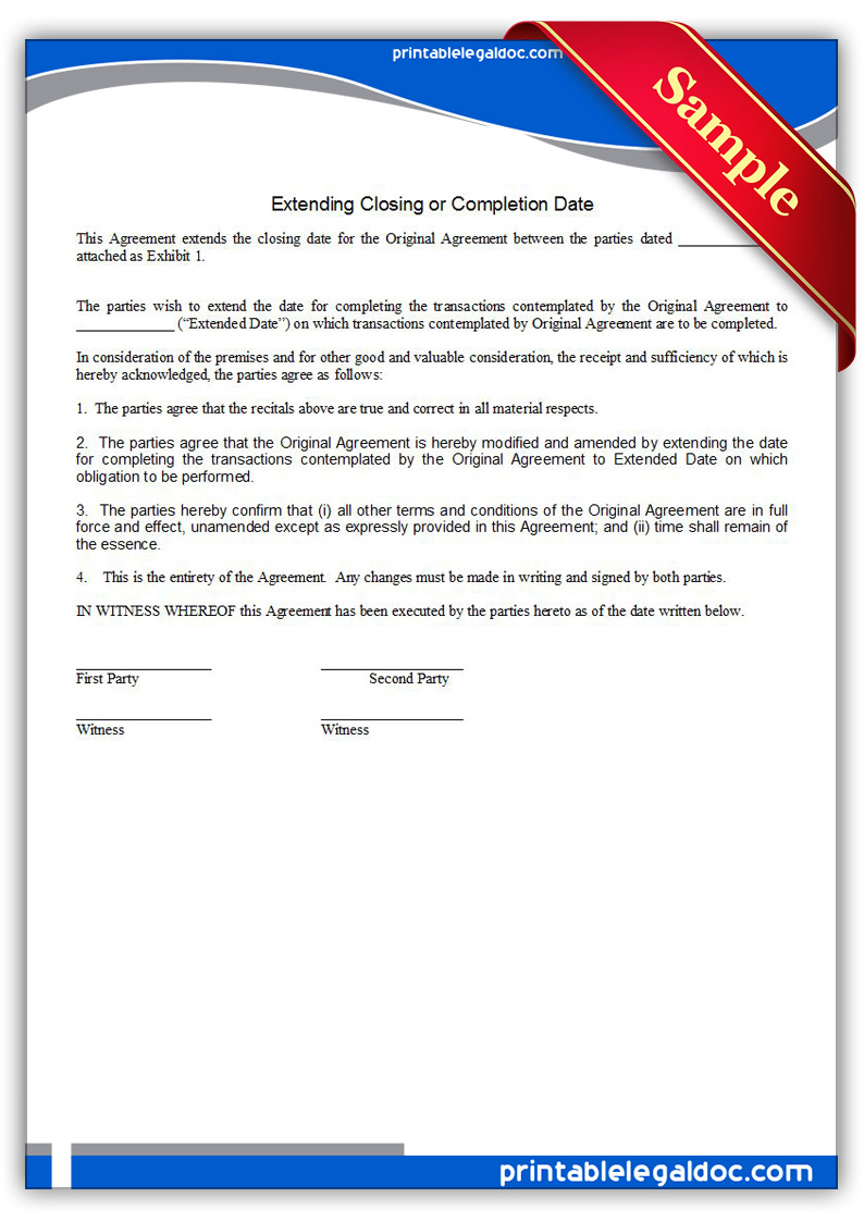 Printable-Extending-Closing-or-Completion-Date-Form