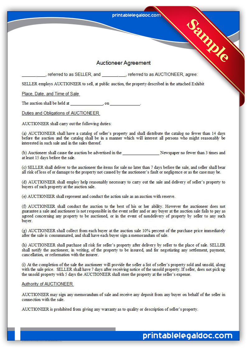 Printable-Auctioneer-Agreement-Form