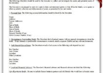 Free Printable Declaration Of Nominee Trust Form (GENERIC)