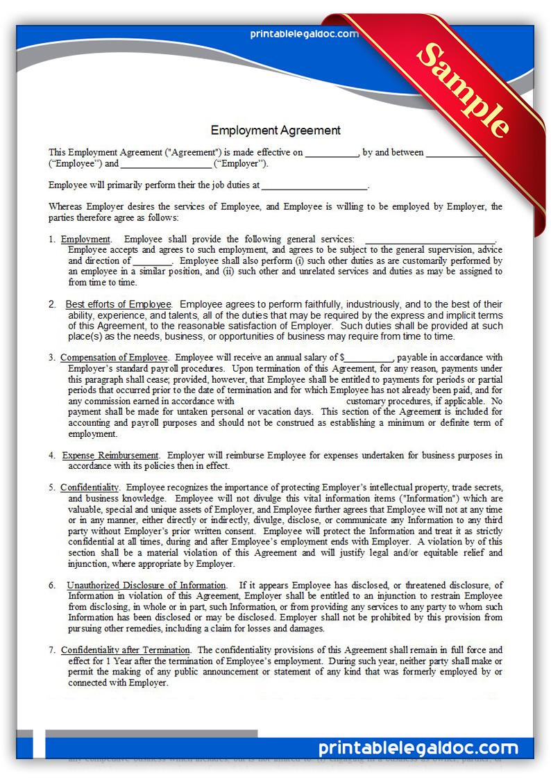 Printable-Employment-Agreement-Form