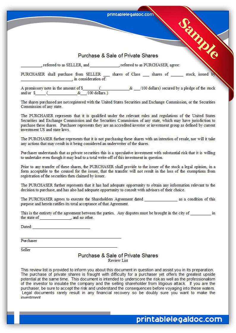 Printable-Purchase-&-Sale-of-Private-Shares-Form