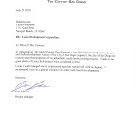 Credit Reference Letter
