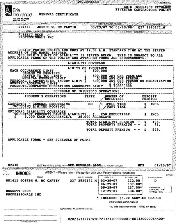 Free Printable Liability Document Form GENERIC – Liability Document