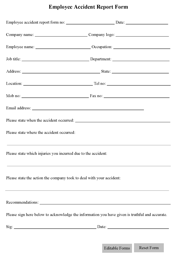 Free Printable Liability Form Template Form GENERIC – Waiver of Liability Form Free