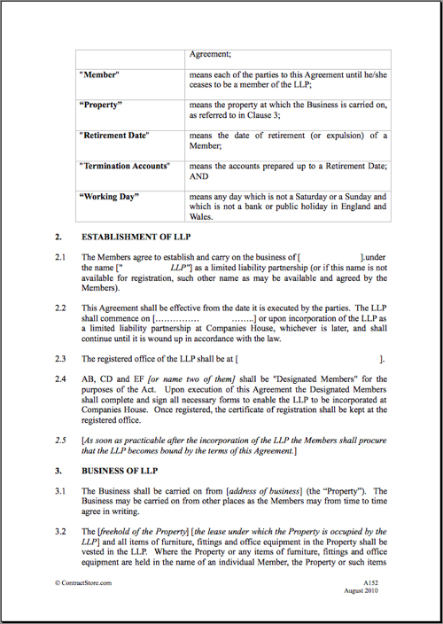 ... Liability Form Template ...  Liability Contract Template