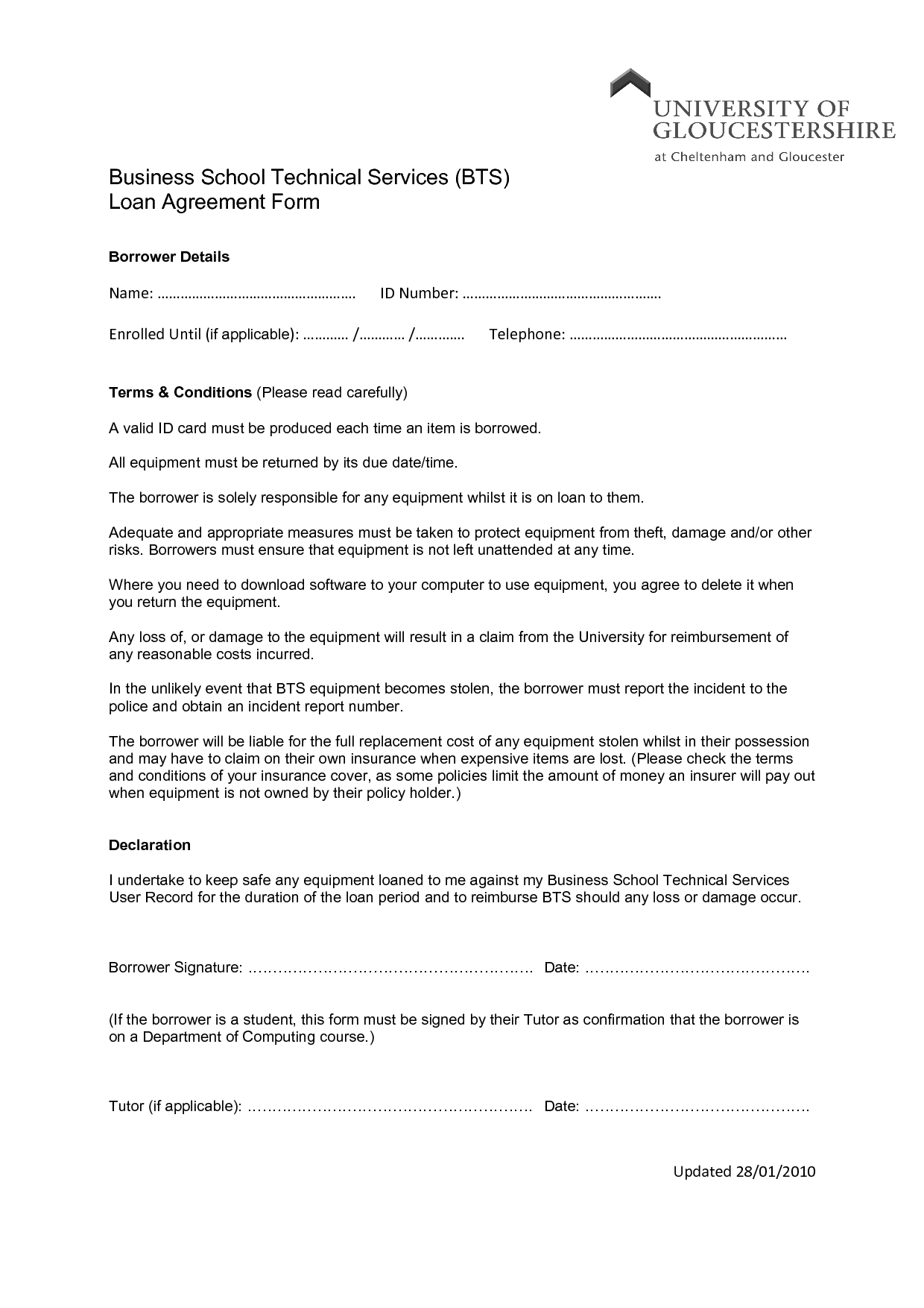 Doc600610 Business Agency Agreement Template Sample Business – Business Agreements