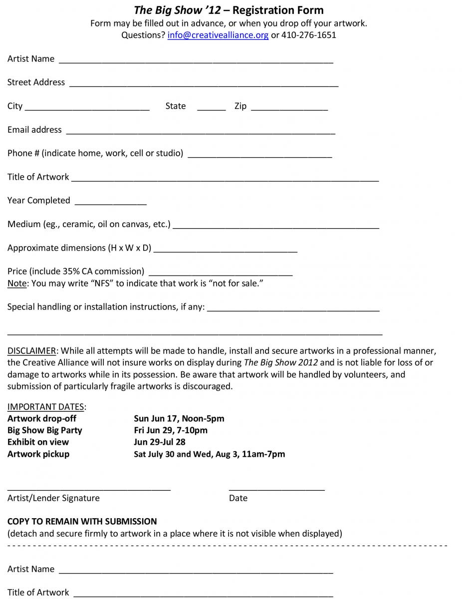 Free printable loan contract template form generic for Generic terms and conditions template