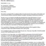 Offer Letter Sample